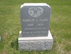 Charles Love Flake, II