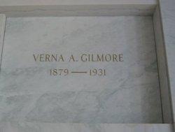Dr Verna Arvilla <i>Bliss</i> Gilmore
