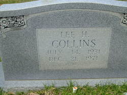 Lee H Collins