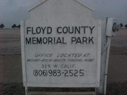 Floyd County Memorial Park