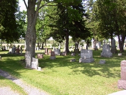Moscow Plains Cemetery