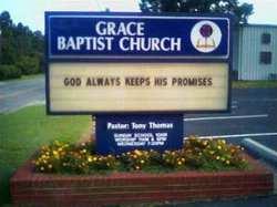 Grace Baptist Church Cemetery