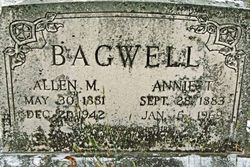 Allen M Bagwell