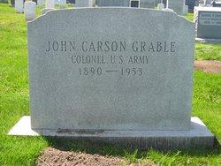 John Carson Grable