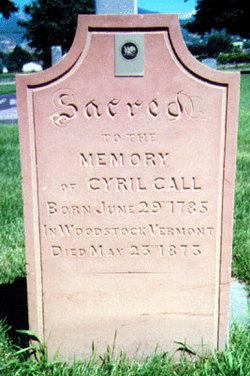 Cyril Call