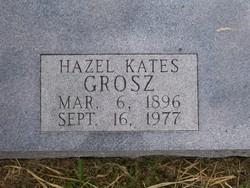 Hazel Kates <i>Grosz</i> Curry