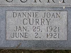 Dannie Joan Curry