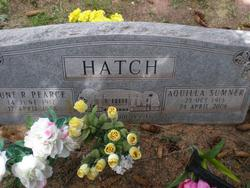 Aquilla Sumner Hatch