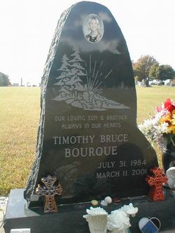 Timothy Bruce Bourque