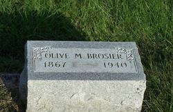 Olive M. Brosier