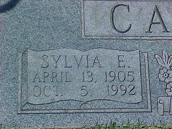 Sylvia Ethel <i>Couch</i> Cavener