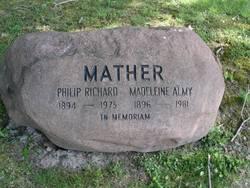 Madeleine <i>Almy</i> Mather
