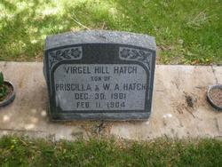 Virgel Hill Hatch