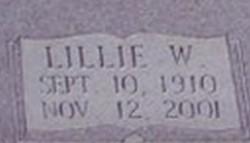 Lillie W. Dixon