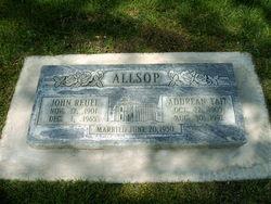 Addrean Huntsman <i>Tait</i> Allsop