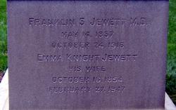 Emma <i>Knight</i> Jewett