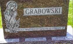 Josephine Frances <i>Struzik</i> Grabowski