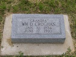 William D Croghan