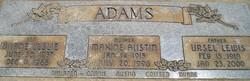 Maxine <i>Austin</i> Adams