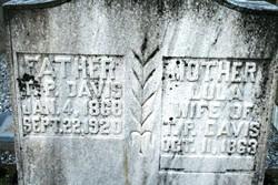 Thadeus Pinkney Davis