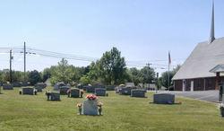 Polkville Baptist Church Cemetery