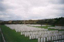 Les Baraques Military Cemetery