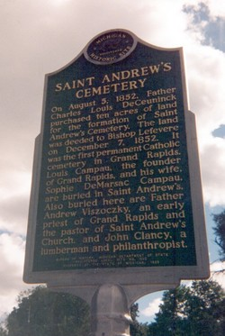 Saint Andrews Catholic Cemetery