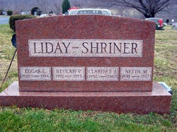 Nettie Marie <i>Liday</i> Shriner