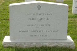 Lieut Maurice J. Harper