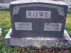 Marion Frank Rowe