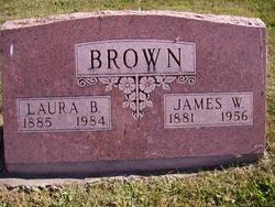 Laura B Brown