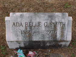 Ada Belle <i>G.</i> Smith