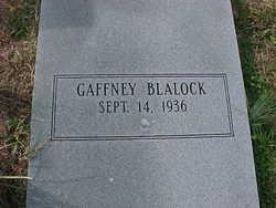 Gaffney Blalock