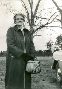 Edna Anthane <i>Black</i> Cain