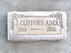 John Clifford Ader