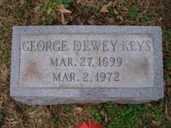 George Dewey Keys