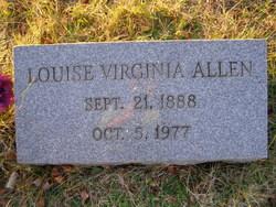 Louise Virginia Allen