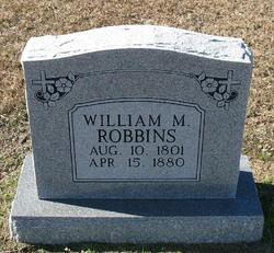 William M. Robbins
