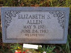 Elizabeth S. Allen