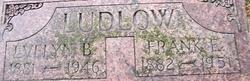 Evelyn <i>Burchard</i> Ludlow