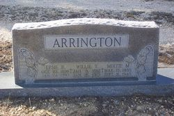 Epsie B Arrington