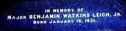Benjamin Watkins Leigh, Jr