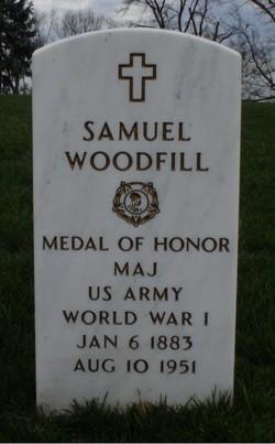 Samuel Woodfill