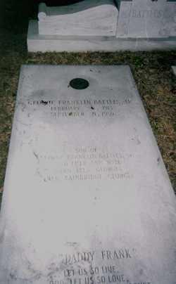 George Franklin Battles, Jr