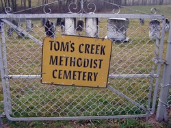 Toms Creek Methodist Cemetery