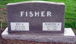 Roy August Fisher