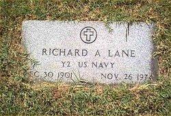 Richard A Lane