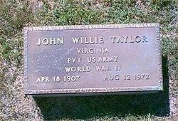John Willie Taylor