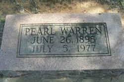 Pearl Warren Acrey