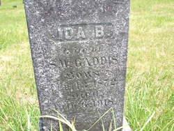Ida Beatrice <i>Black</i> Gaddis
